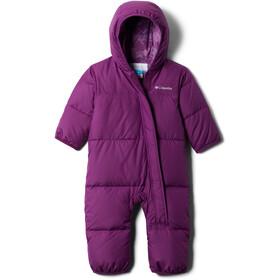 Columbia Snuggly Bunny Bunting samlet set Spædbørn, violet